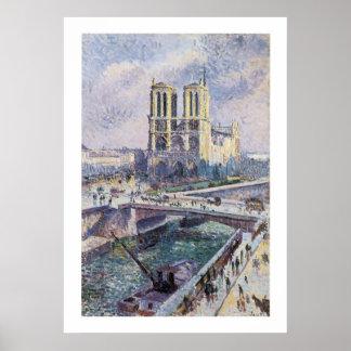 Notre Dame ポスター