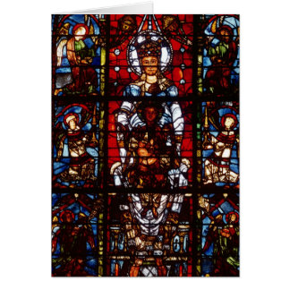 Notre Dame de la Belle Verriere カード