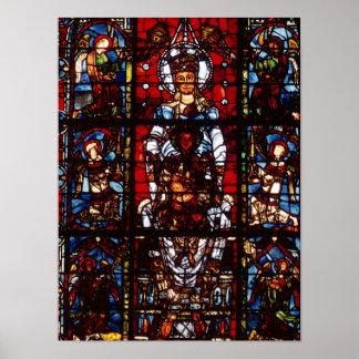 Notre Dame de la Belle Verriere ポスター