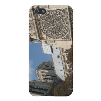 Notre Dame Speckの箱 iPhone 5 Cover