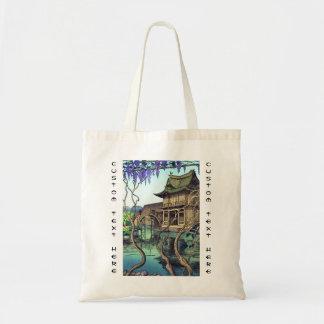 Nouet Noel Kameidoの向こうずねのhangaの日本人の景色 トートバッグ
