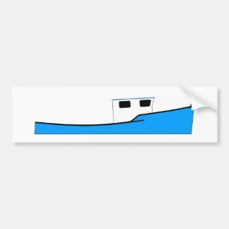 Novi (ノバスコシア)の商業漁船 バンパーステッカー