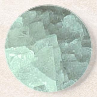 NOVINO Emraldの宝石nの化石 コースター