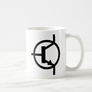 NPNTransistor コーヒーマグカップ