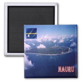 NR -ナウル-空中写真 マグネット