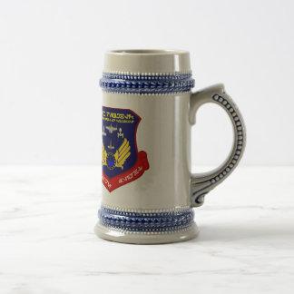 NRN Stienのデモ ビールジョッキ