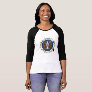 NSAブーム Tシャツ