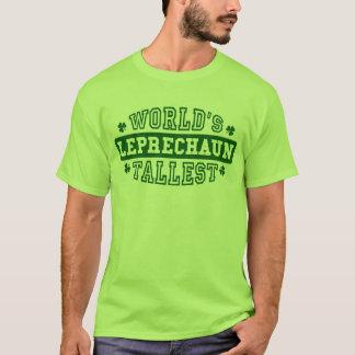 NSPFの小妖精[最も高い世界] Tシャツ