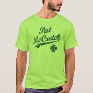 NSPNdrktxtのヴィンテージのPat McCrotchのおもしろTシャツ Tシャツ