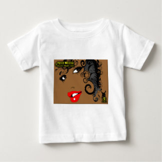 Nubia本当のネットワーク ベビーTシャツ
