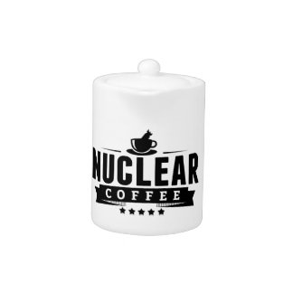NuclearCoffeeの茶ポット