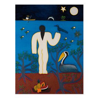 NuestraのオリンピアCriolla 2014年 ポストカード