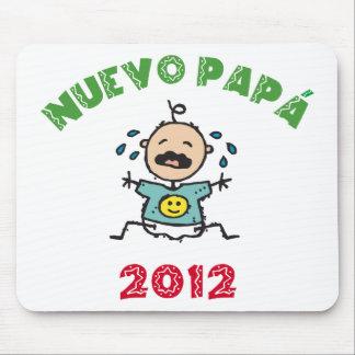 Nuevoのパパ2012年 マウスパッド