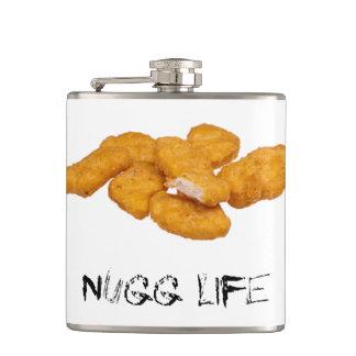 Nuggの生命 フラスク