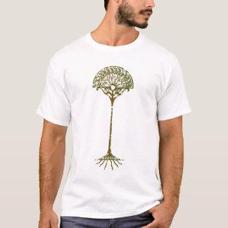 Númenorの白い木 Tシャツ