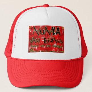 nunyaおよび友人ショーの帽子 キャップ