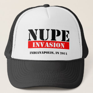 Nupeの侵入 キャップ