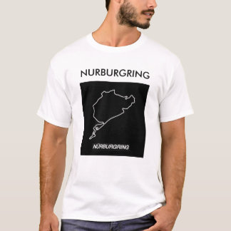 nurburgring tシャツ