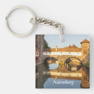 NürnbergのHenkersteg キーホルダー