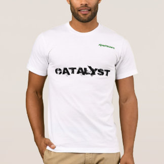 Nutriserの触媒 Tシャツ