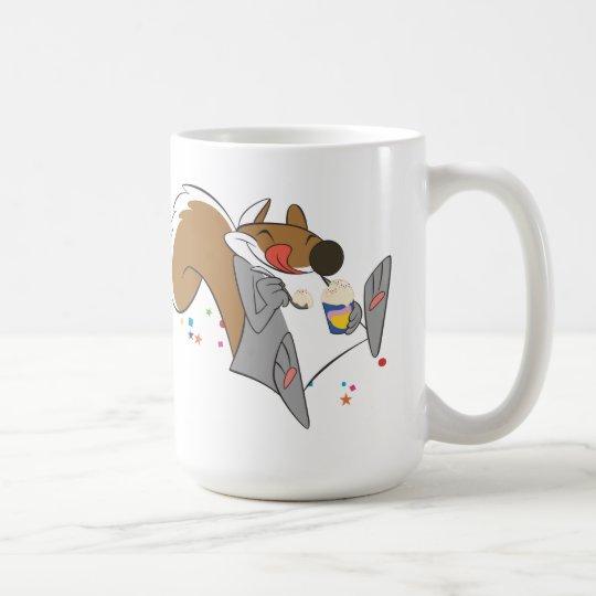 Nutty mug コーヒーマグカップ