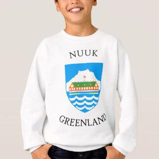 Nuukの紋章付き外衣 スウェットシャツ