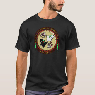 NWのミニチュアブルテリアのロゴのphotoshop 300のdpi n Tシャツ