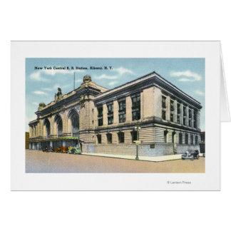 NYの中央駅# 2 カード