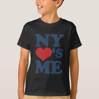 NYは私を愛します Tシャツ