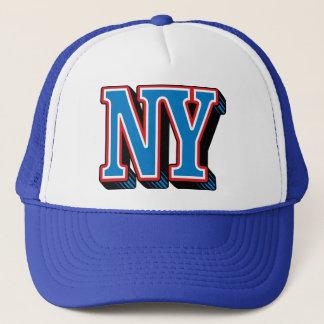 NYニューヨークのトラック運転手の帽子 キャップ