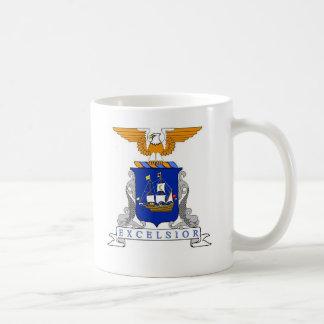 NY海軍Militia.jpg コーヒーマグカップ