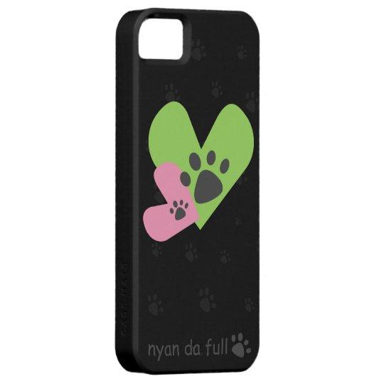 nya-da-full iPhone SE/5/5s ケース