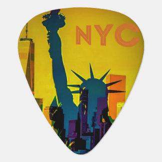 NYCのギターピック ギターピック