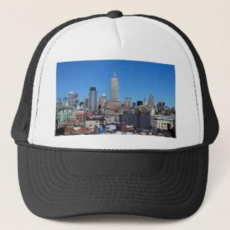 NYCのスカイラインの帽子 キャップ