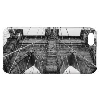 NYCのブルックリン橋の写真 iPhone 5C CASE