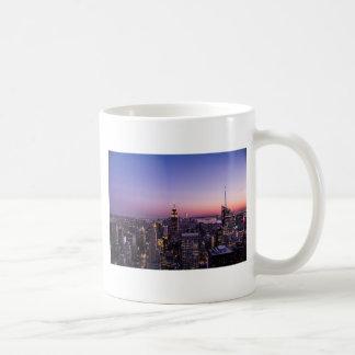NYCのプリント(1)の1 コーヒーマグカップ
