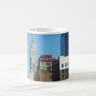 NYCのマグ コーヒーマグカップ
