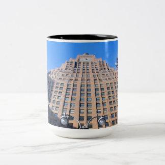 NYCのマグ ツートーンマグカップ