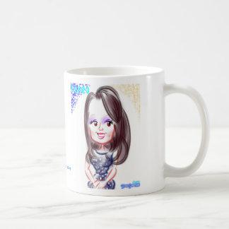 NYCの展示会の風刺漫画のマグ2015年 コーヒーマグカップ