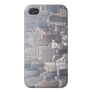 NYCの眺めの第5道 iPhone 4/4S COVER