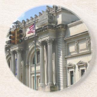 NYCの都会人博物館 コースター
