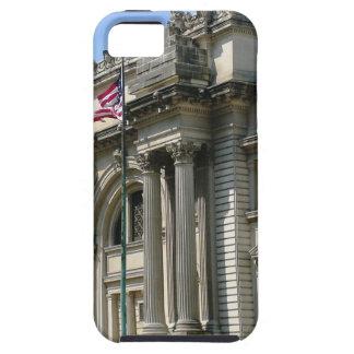NYCの都会人博物館 iPhone SE/5/5s ケース