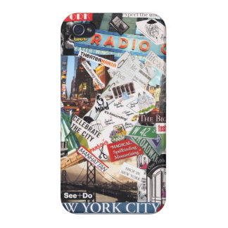 NYCのiPhoneの場合 iPhone 4 Cover