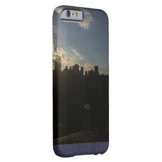 NYCセントラル・パークの打撃 BARELY THERE iPhone 6 ケース