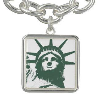 NYC記念品ニューヨークのブレスレットの自由の女神 ブレス