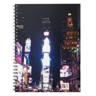 nyc都市 ノートブック