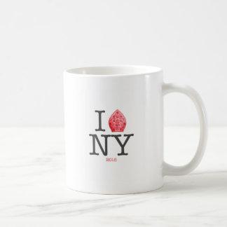 NYC 2015年法皇 コーヒーマグカップ