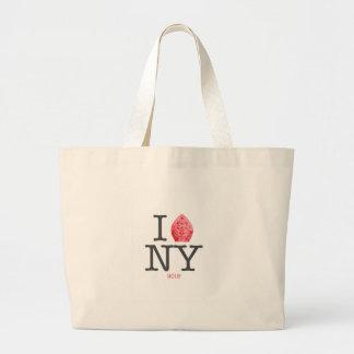 NYC 2015年法皇 ラージトートバッグ