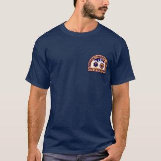 NYC EMSのコニーアイランドのTシャツ Tシャツ