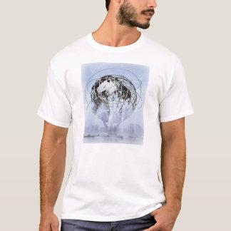 NYC - UnisphereのSityscapes Tシャツ